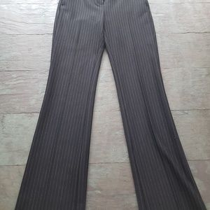 REBECCA TAYLOR CLASSIC PINSTRIPE PANT